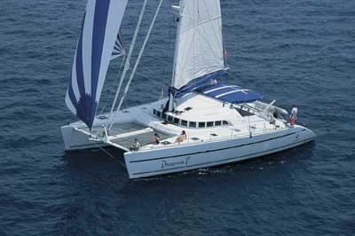 Bärlocher Segeln Segeltoerns Skipper Training Charter